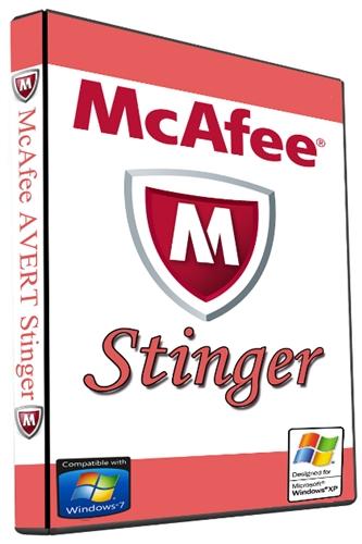 Mcafee stinger Download For Windows 10, 8.1, 7