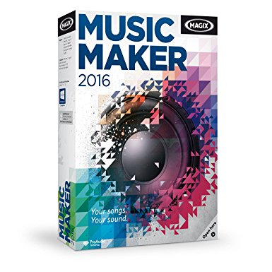 magix music maker free download full version
