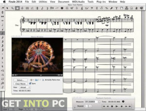 Getintopc MakeMusic Finale Free Download
