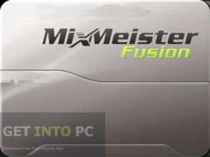 Getintopc MixMeister Fusion Free Download