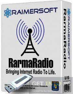 Getintopc RarmaRadio Pro Multilingual Portable Setup Free Download