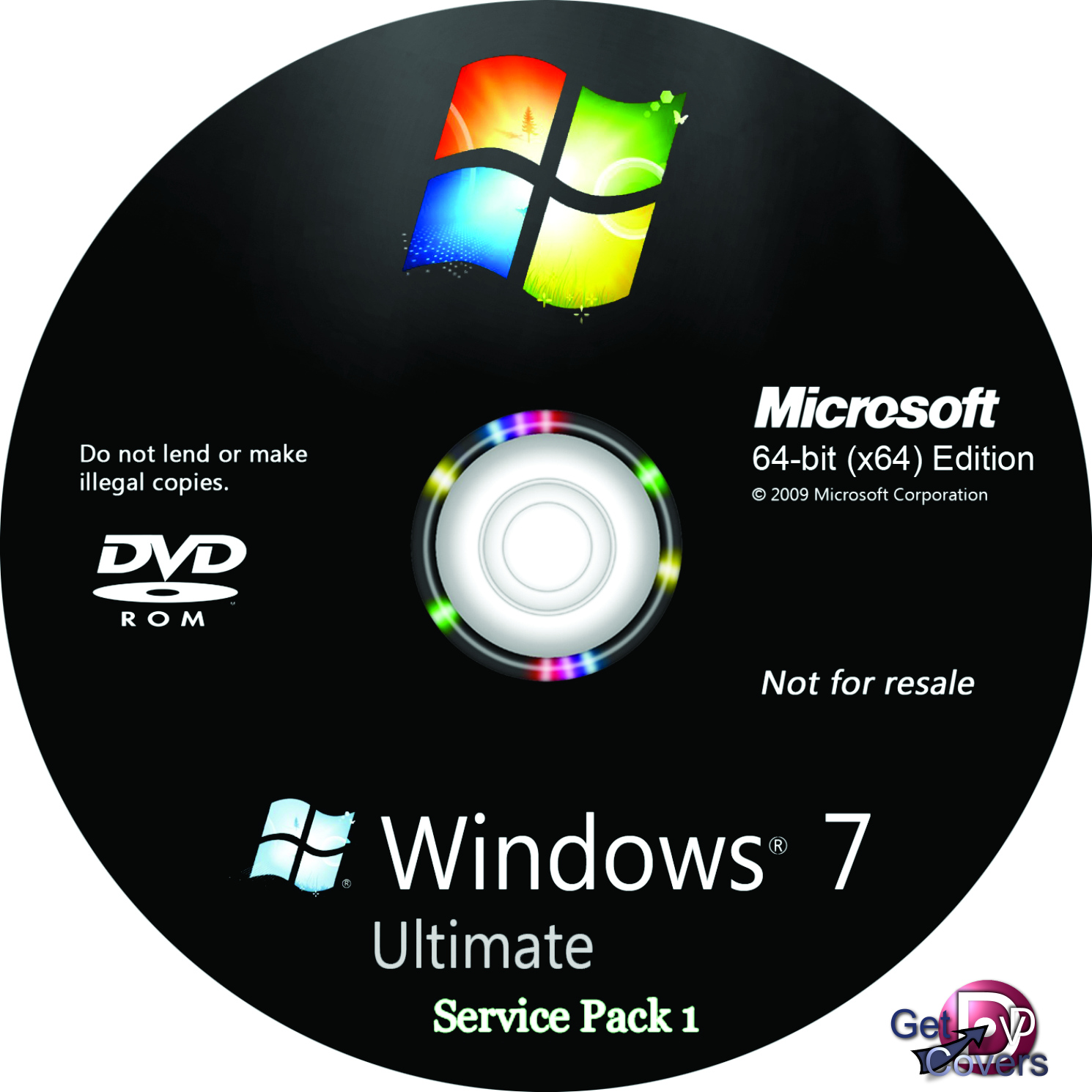 Get Into Pc Windows 7 Ultimate ISO Full Version Free Download