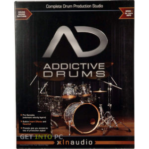 Getintopc XLN Audio Addictive Drums Free Download