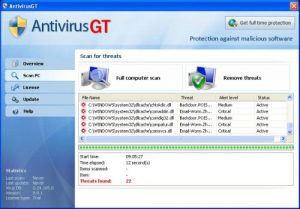 Getintopc Download Free Antivirus GT Removal Tool Setup