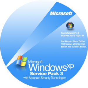 Windows XP Service pack 3 Professional