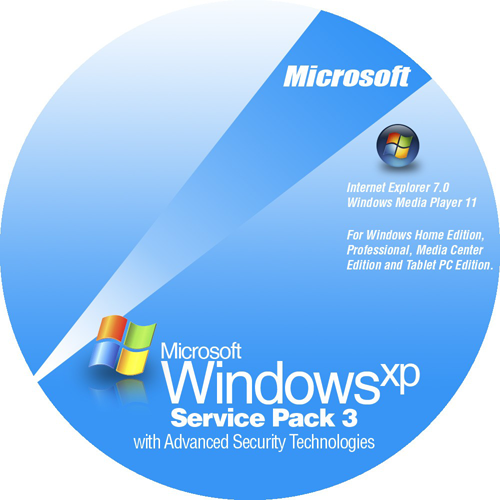 Windows XP service pack 3 Professional 32 bits 2016