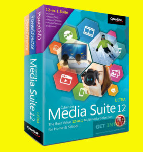 Getintopc CyberLink Media Suite Ultra Free Download
