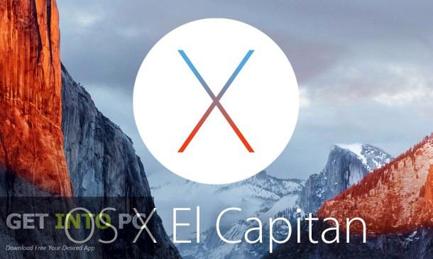 Mac OS EI Capitan 10.11.1