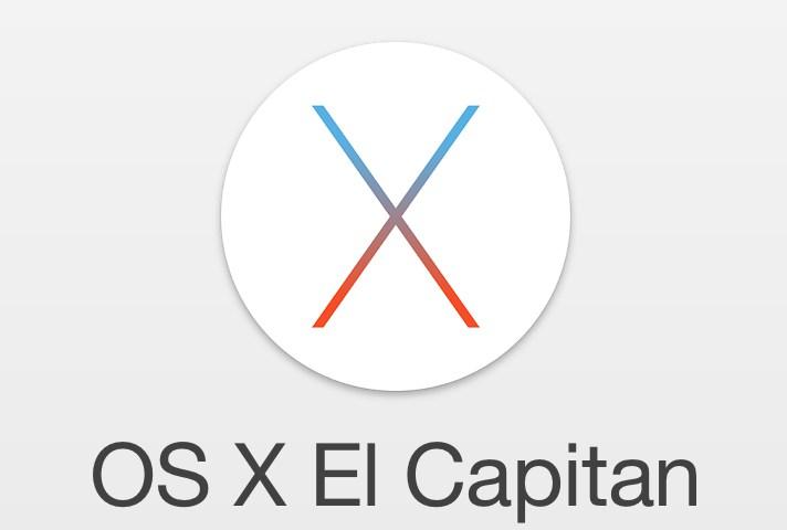 Mac OS X El Capitan Mac OS X El Capitan 10.11.6