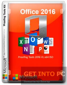Getintopc Microsoft Office Proofing Tools 2016 VL x64 ISO Download