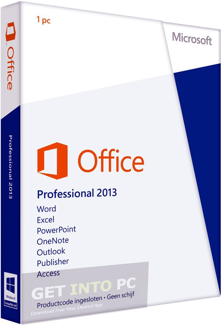 Microsoft Office 2013 Professional Free Download Full Version
