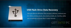 Getintopc USB Flash Drive Data Recovery Portable Free Download