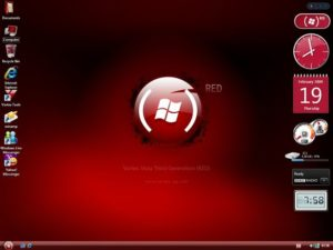 Getintopc Windows XP Vortex 3G Red Edition ISO Free Download