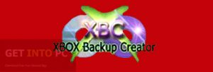 Getintopc XBOX Backup Creator Free Download