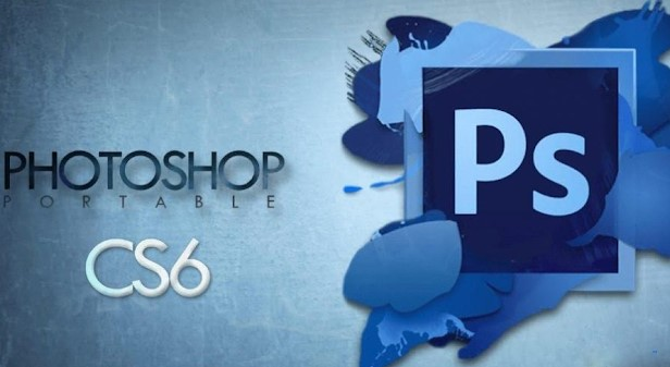 Adobe Photoshop Portable CS6 Free download