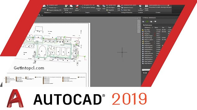 Getintopc AutoCAD 2019 free download