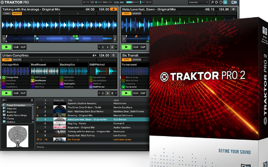 Traktor Pro Free Download for Windows