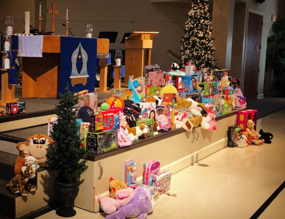 christmas eve service ideas gifts