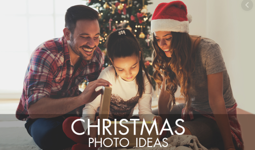 Christmas Photo Ideas for Great Holiday Photography