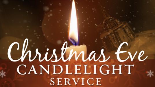 Christmas eve candlelight programs
