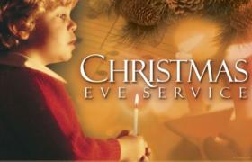 Christmas eve service ideas 2019