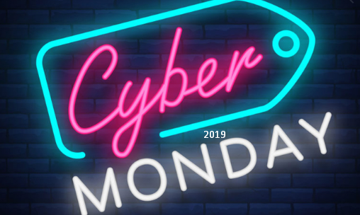When is Cyber Monday 2019