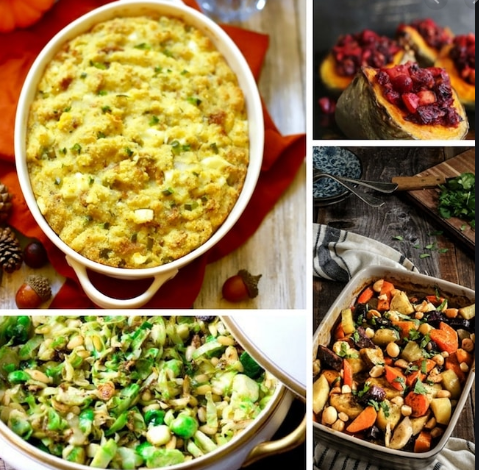 best thanksgiving side dishes