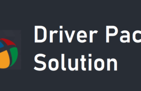 DriverPack solution 2020 Free Download For Windows 10, 8.1, 7