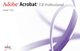 Adobe Acrobat 7.0 Professional Free Download
